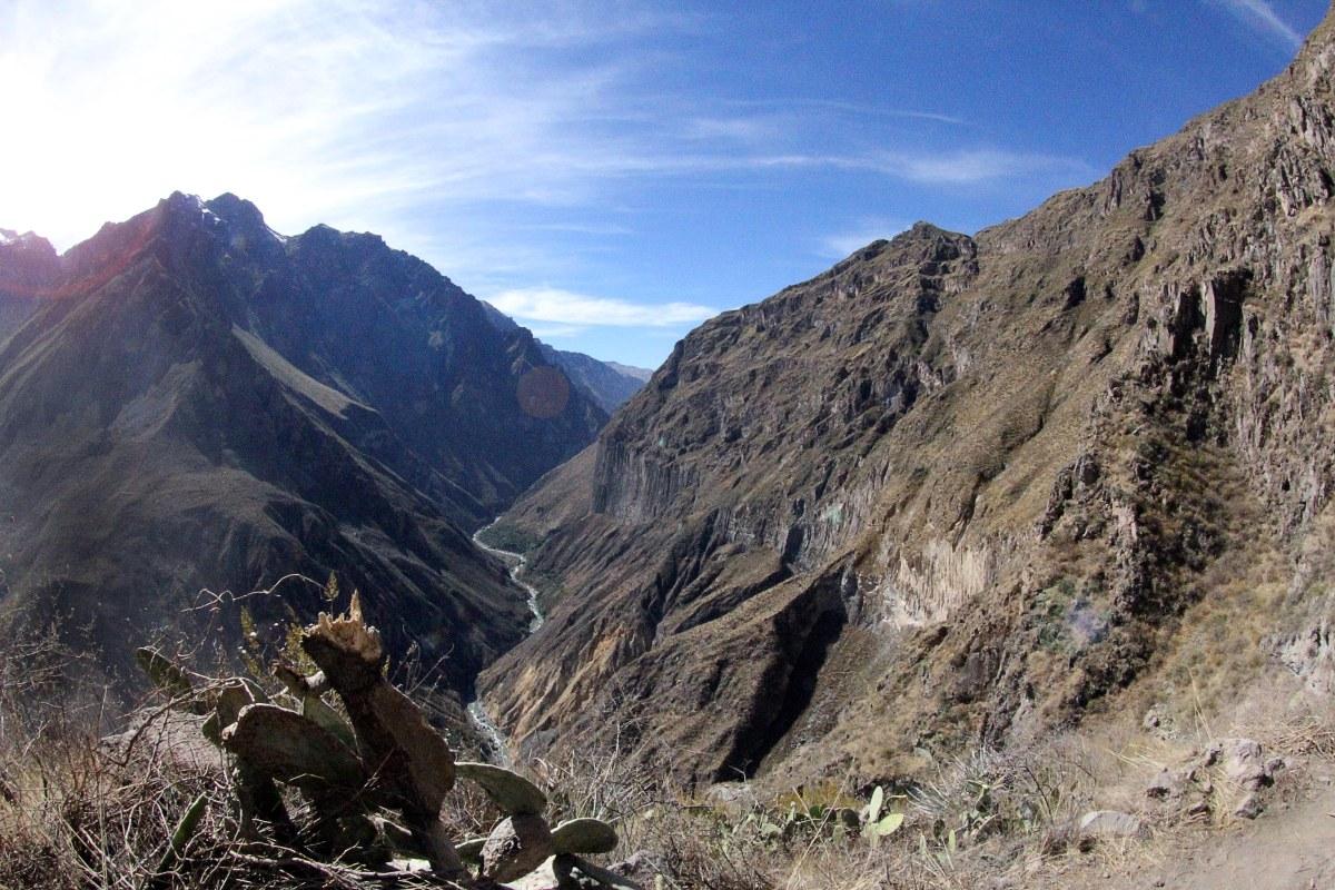 Hiking Peru's Colca Canyon