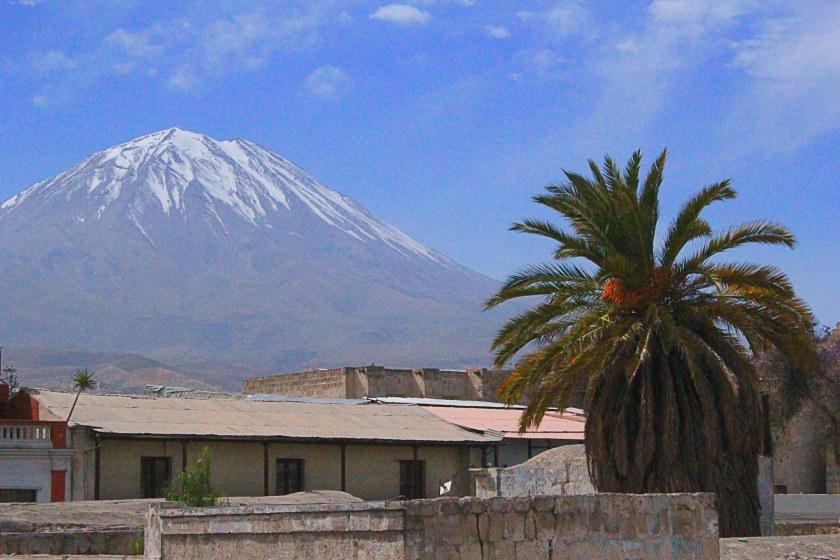 Misti Volcano, Arequipa, Peru