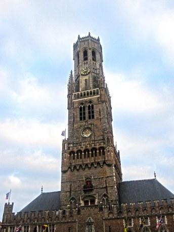 The Bruges Belfry
