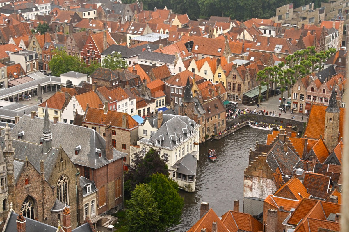 When in Bruges: 5 Things You Shouldn't Miss
