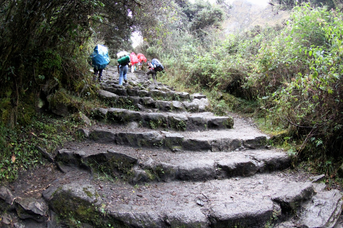 The Inca Trail - What to Pack?