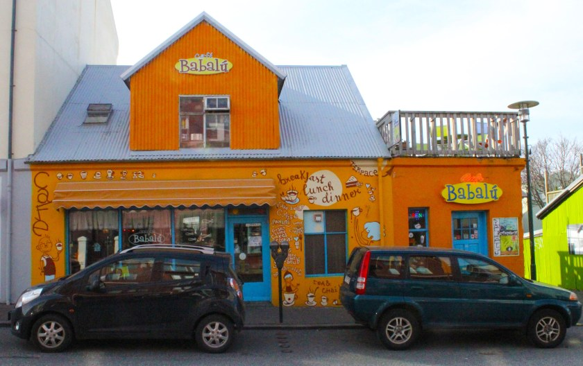 You'll find that Reykjavik is flavoured with lots of colour and life.