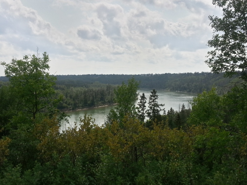 Edmonton has one of the largest stretches of parkland in North America.