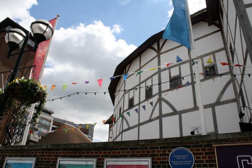Shakespeare's Globe Theatre reconstruction