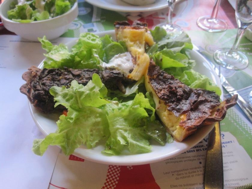 Tarte Maroilles
