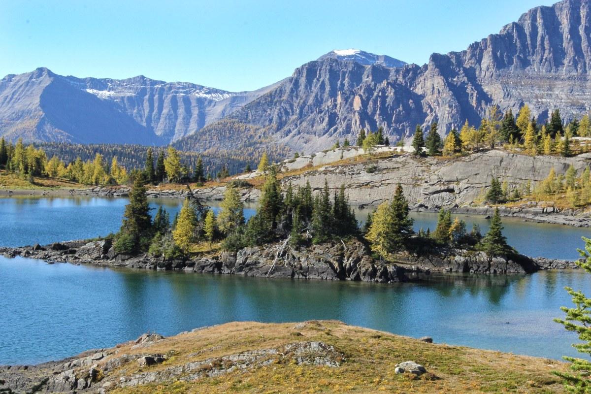 Rock Isle Lake, Banff, Alberta