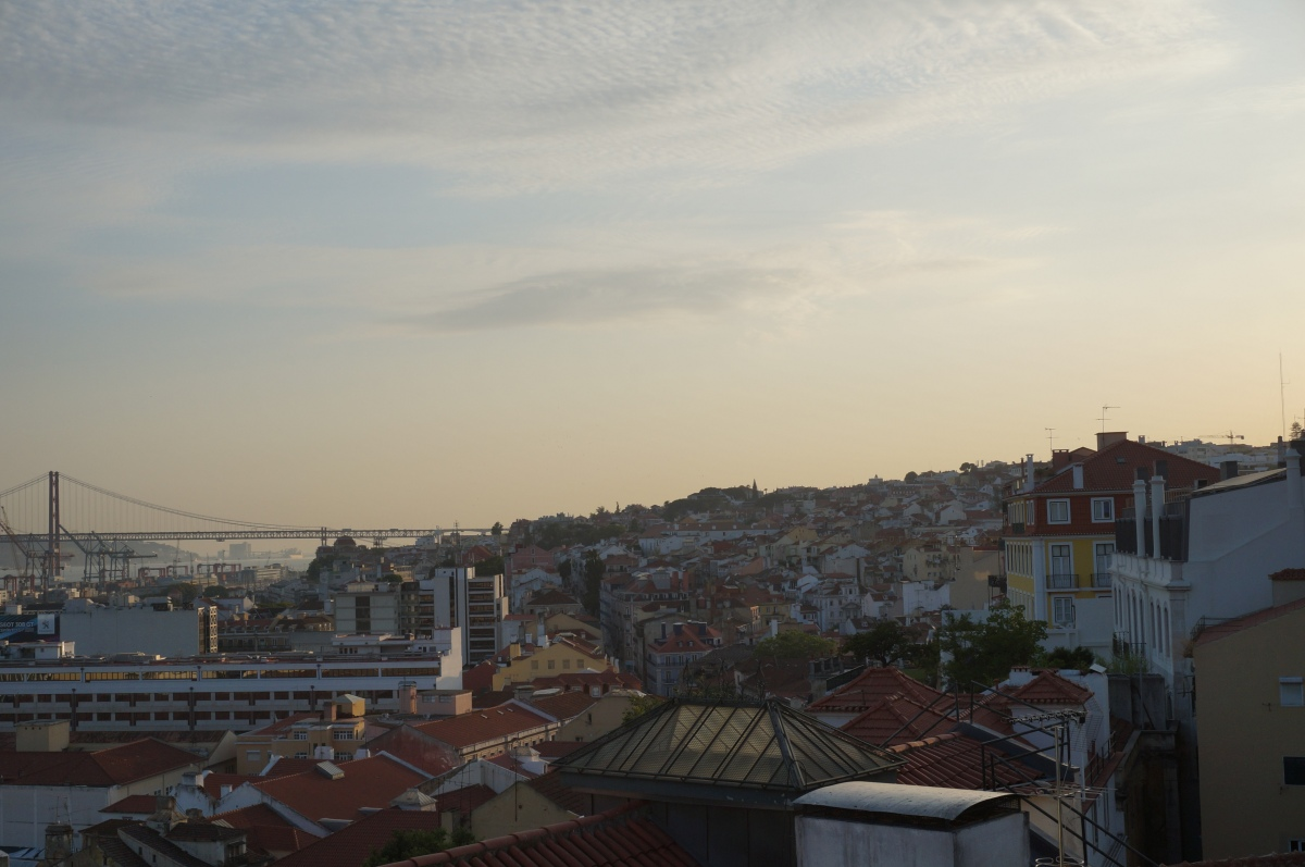 Overlooking Lisbon: The City's Best Viewpoints