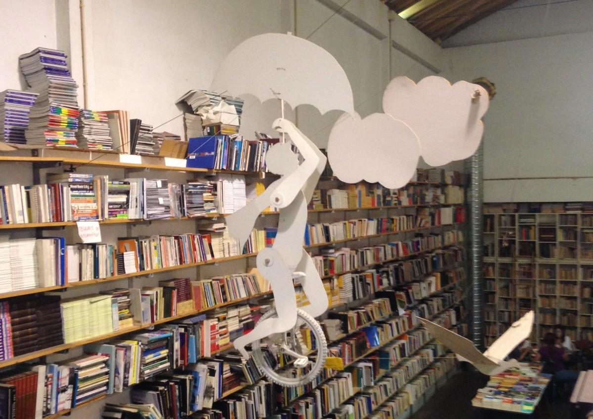 Ler Devagar - Lisbon's Magical Bookshop