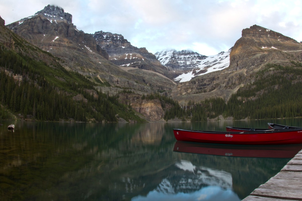 Lake O'Hara: The Coveted Gem of the Canadian Rockies