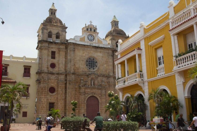 Santuario San Pedro de Claver