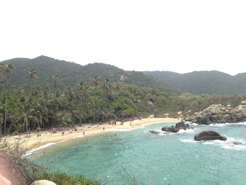 Cabo San Juan, the final destination.